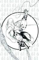 🕷 AMAZING SPIDER-MAN #61 TYLER KIRKHAM SKETCH VARIANT VENOM CARNAGE MILES GWEN