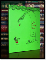 The Giving Tree by Shel Silverstein New Illustrated Leather Bound Gift Hardback