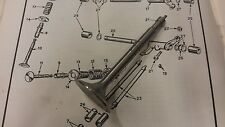 Valvola Aspirazione Originale Aermacchi H/D Ala Verde BLU G.T. 250 cc. art 4372