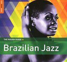 The Rough Guide Brazilian Jazz - Various (NEW CD)