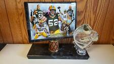 GREEN BAY PACKER'S  CLAY MATHEWS 5 X 7  PHOTO DESK PIECE  SALE!  NEW