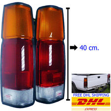 86-96 D21 Frontier Navara Fit Nissan Pick Up Tail Rear Light Lamp Us Model -Pair