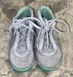 Nike Air Jordan Gray Shoes Sneakers 819850 Sz 8 Youth Boys Toddler