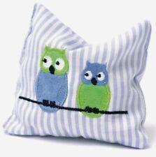 Bavarian - Valerian Lilo Embroidered Owls Kitty Play Sack