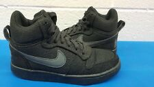 Womens NIKE High Tops Black Size 6 CLEAN Free Shipping USA