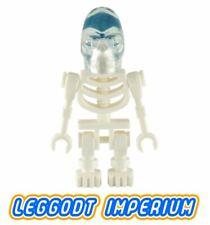 LEGO minifigure - Akator Skeleton - Indiana Jones minifig  FREE POST