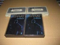 Joan Manuel Serrat Spanish 2 X Cassette IN Directo