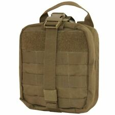 Condor Tactical Rip-Away EMT Pouch Coyote Brown Large first aid bag #MA41