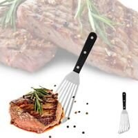 Steak Slotted Turner Shovel Fish Spatula Multi-Purpose Stainless Steel Cooking
