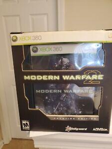 Call Of Duty MW2 Prestige Edition Xbox 360 (Read Description)