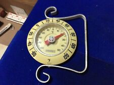 Old, ART-DECO SPRINGFIELD, Window Thermometer