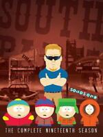 SOUTH PARK: THE COMPLETE NINETEENTH SEASON NEW DVD