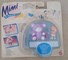 Mimi & Googoos - Teddy - L'ours en peluche - Mattel 13697