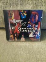 PS1 ESPN2 Extreme Games 1995 Near Mint! Ships Fast! Disc with manual.