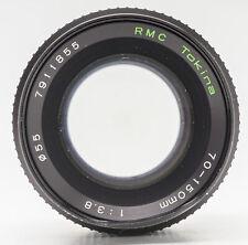 RMC Tokina 70-150mm 70-150 mm 3.8 1:3.8 - Pentax PK