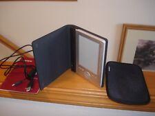 "Sony 5"" Digital Book Reader Pocket Edition PRS-300 with Case Bundle"