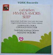 ASD 3358 - NIELSEN - Hymnus Amoris / Sleep WOLDIKE Danish Radio SO- Ex LP Record