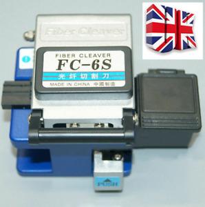 FC-6S Precision Cleaver Optical Fibre Sumitomo Electric Cut Cutting Tools (New)