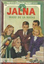 Jalna Mazo de la Roche 1945 GGA Vintage Paperback Very Good Plus