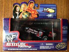 WWF Attitude Racing - Stonecold Steve Austin Road Champs WWE Mattel Elite Cla...