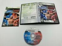 Microsoft Xbox 360 CIB Tested Complete WWE SmackDown vs. Raw 2007 Ships Fast