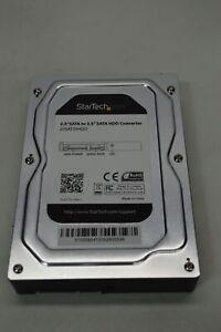 """StarTech 25SAT35HDD 2.5""""-3.5"""" SATA HDD Converter"""