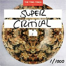 The Ting Tings-Super Critical  (UK IMPORT)  VINYL NEW