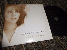 MARIAH CAREY Open arms/Vision of love CD SINGLE 1996 SPAIN PROMO *RARE*