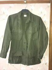 Genuine 3rd Pattern Jungle Shirt, Vietnam War Issue