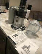 Slightly Used Breville - Juice Fountain Plus - With Whole Fruit Feed Chute