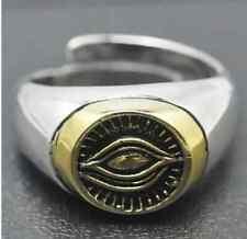 925 Sterling Silver Eye Of Providence Ring All Seeing Eye Freemasonry Masonic