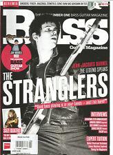 BASS GUITAR UK MAGAZINE #152 FEBRUARY 2018 THE STRANGLERS