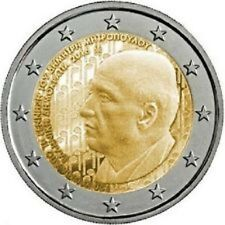 2 EURO GRECE 2016 COMMEMORATIVE MITROPOULOS
