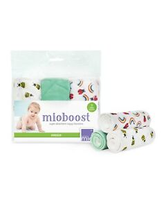 NEW Bambino Mio Nappy Boosters Honeybee, 3 Pack