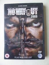 WWE - No Way Out 2009 Vladimir Kozlov  2009 DVD