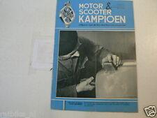 MSK6124 PLAATWERK HEINKEL,POLITIE BMW'S ANTWERPEN,RIVADULLA,DEL VAL VESPA SPAIN,