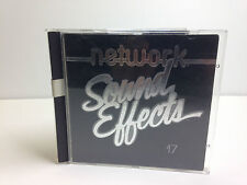 Network Sound Effects - Disc 17 - Audiophile - Made in Japan