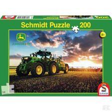 Schmidt John Deere 6150R Jigsaw Puzzle For Children Toy Gift 200 Pieces