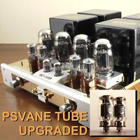 YAQIN MC-100B GB KT88 Vacuum Tube Hi-end Integrated Power Amplifier 110v-240v UK
