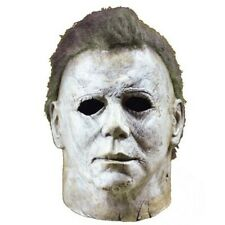 Michael Myers Masque Halloween 2018 Film d'horreur Cosplay Adulte Latex Casque i