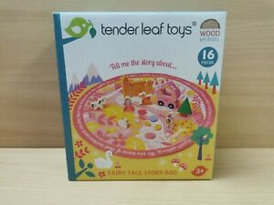 Tender Leaf Toys Fairy Tale Story Bag Kids Toy 3+ New