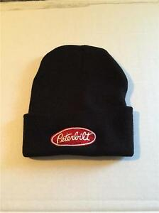 PETERBILT Winter Hat One Size Fits All The Best