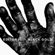 EDITORS Black Gold - 2CD - Digipak (2019) Deluxe Edition / Best Of + Acoustic..