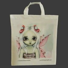 PEPPERMINT PRETTY Fantasy Strangeling Fairy Tote Bag By Jasmine Becket-Griffith