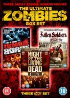 Zombi Horda / Noche Of The Living Dead - Re-Animation/Fallen Soldiers DVD Nuevo