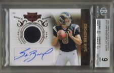 Sam Bradford 2010 Plates & Patches RC Auto/Jersey #/299 BGS 9 Rams FREE SHIP