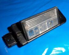 BMW e36 M3, 328/325/323 REGISTRATION PLATE LIGHT