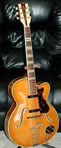 Very Rare Vintage Hofner Electric Guitar Made in West Germany