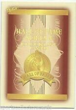 2012 AFL Select ETERNITY HALL OF FAME CHECKLIST HF185 card FREE POST