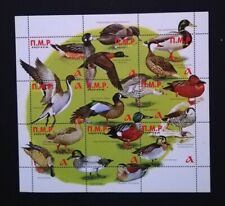 P.M.R.(Moldavien Local Post)-Birds-Duck-1 M/Sh..MNH**PLR 241